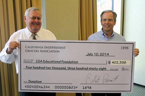 CGAEF Donation